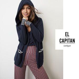 CAbi El Capitan Cardigan - size XL